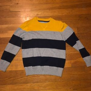 Striped Tommy Hilfiger Boys Sweater